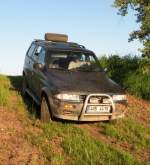 1997 SSang Yong Musso  2.3